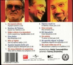 CD - ΑΡΕΙΜΕΝΙΩΝ «Βλάχικα»